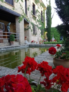 Carmen del Agua. Jardines. Albaicín. Granada. Foto: Francisco López