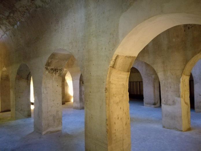 Aljibe del Rey o Viejo. Albaicín. Granada. Foto: Francisco López