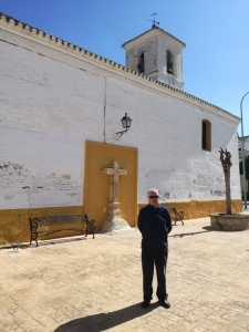 Iglesia de La Malahá