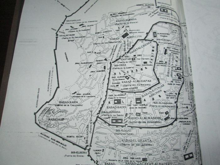 planos del Albaicín 003