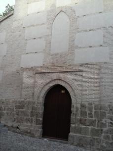 Portada gótica de San Juan de los Reyes. Albaicín. Foto: Francisco López