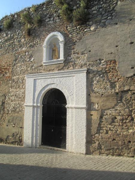 Albaicín plazas, iglesias, cruces 024