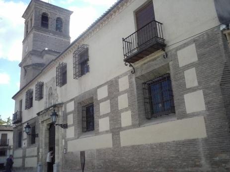 Iglesia de El Salvador. Albaicín. Granada. Foto: Francisco López