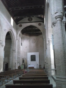 Interior de San Juan de los Reyes. Albaicín. Foto: Francisco López