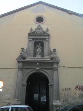 Iglesia de Santiago. Granada. Foto: Francisco López
