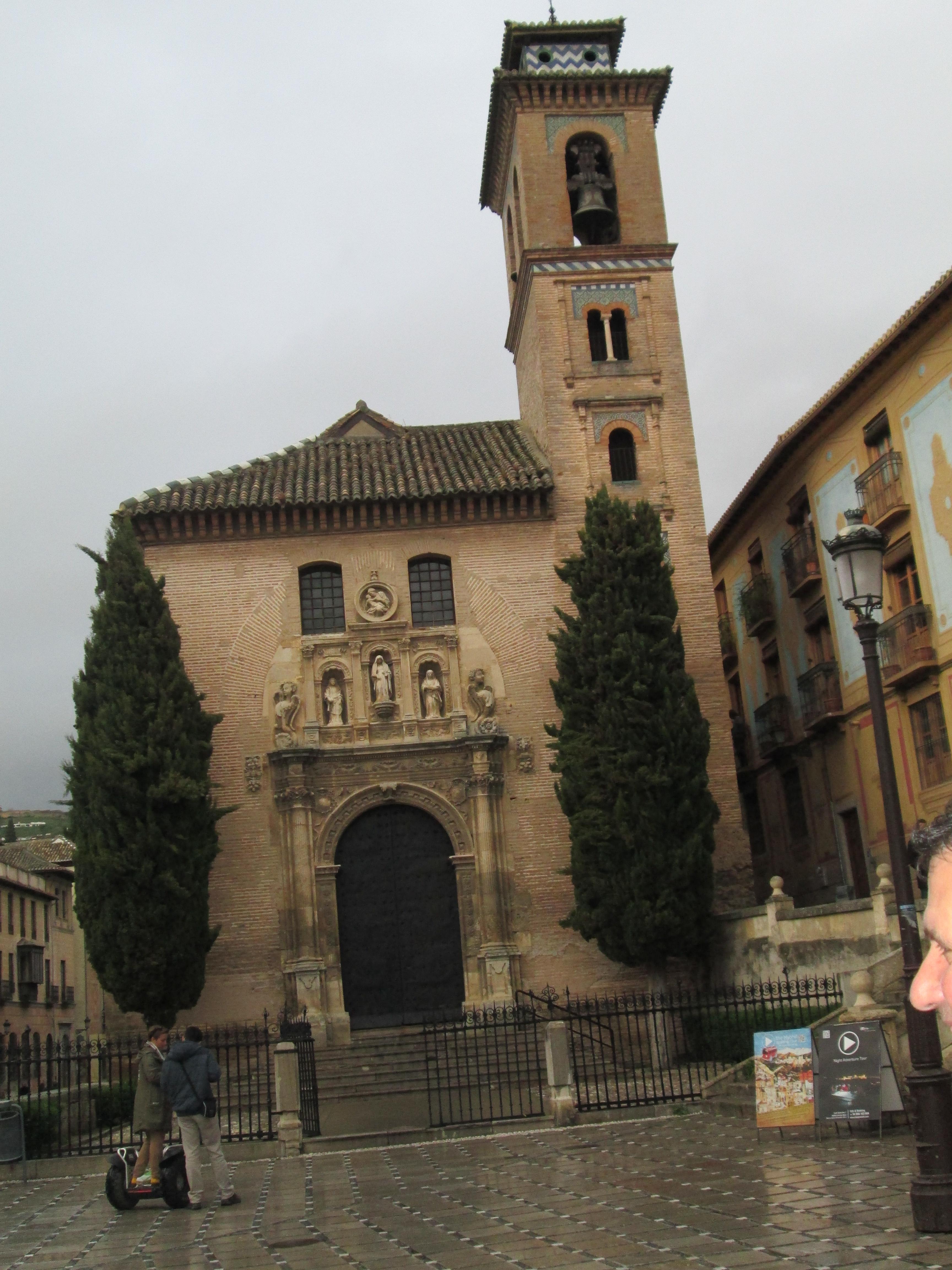 Iglesias del Albaicín 3 001