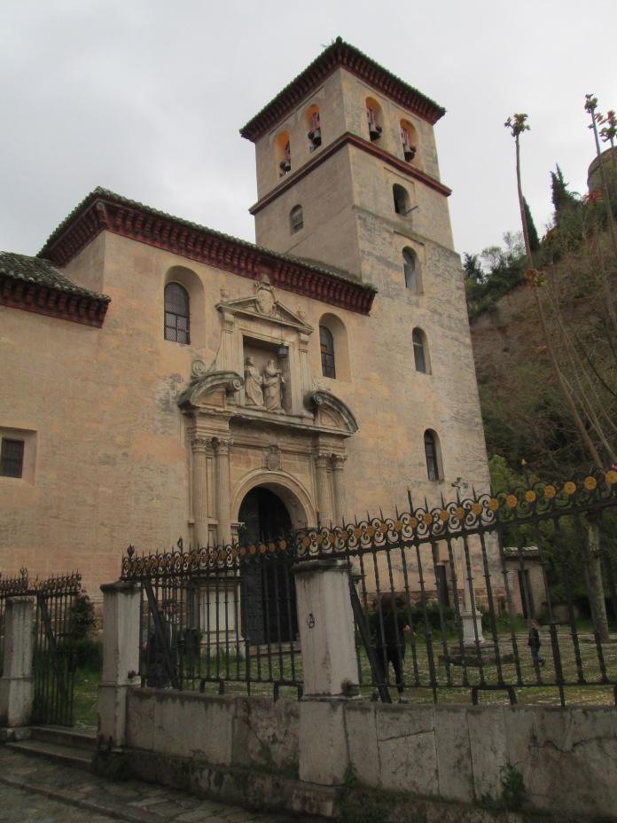 Iglesia de San Pedro y San Pablo. Albaicín. Granada. Foto: Francisco ópez