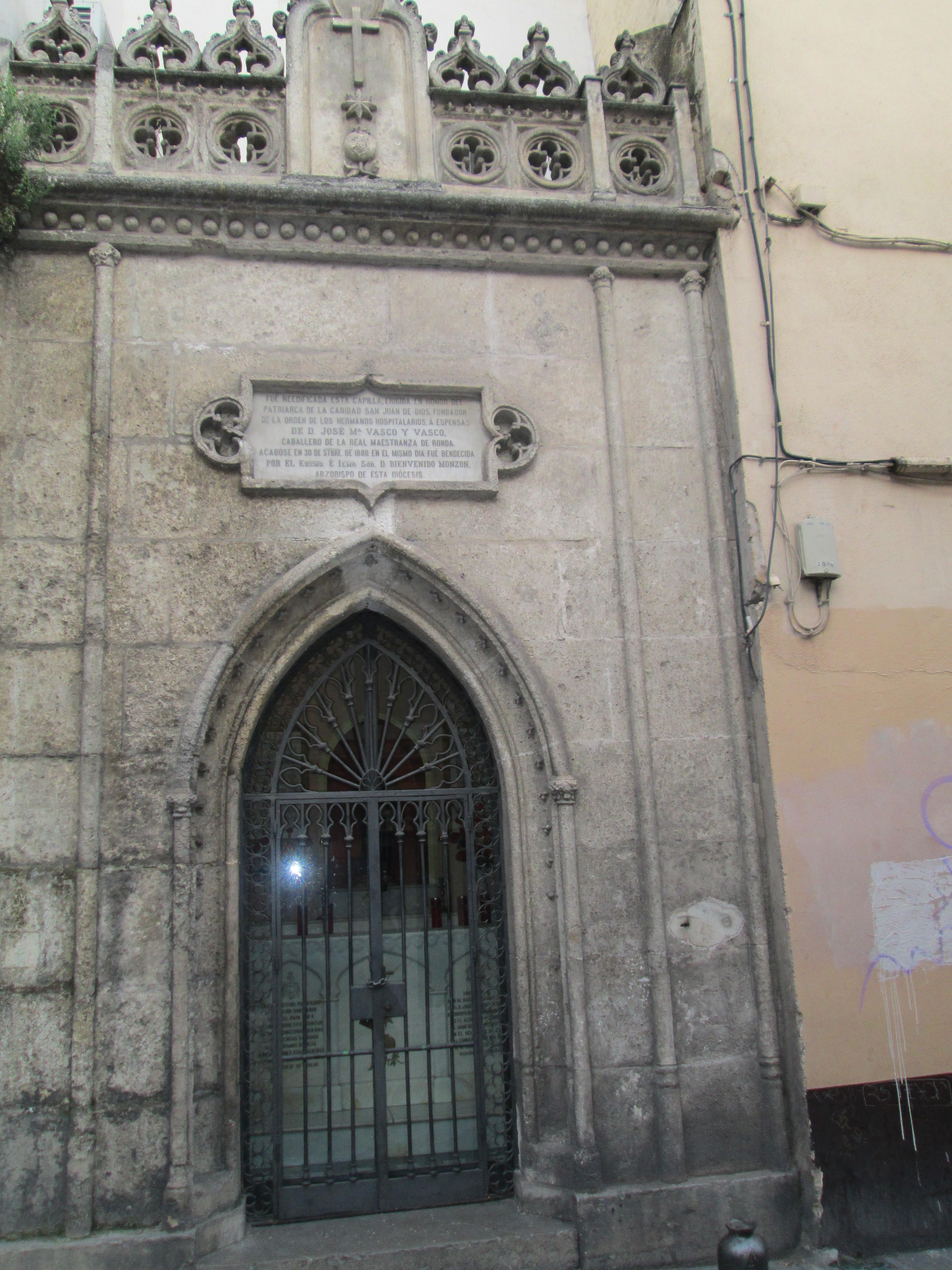 Iglesias y capillas del Albaicín 1 005