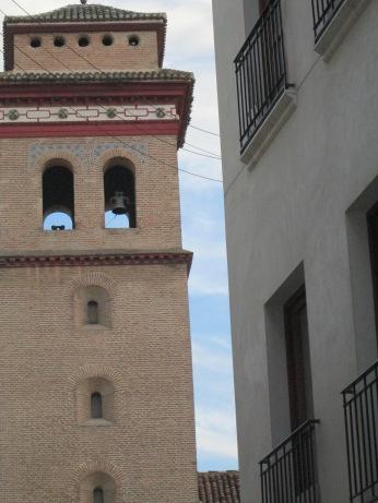 Torre de San Andrés. Granada. Foto: Francisco López