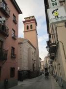 Iglesia de San Andrés. Granada. Foto: Francisco López