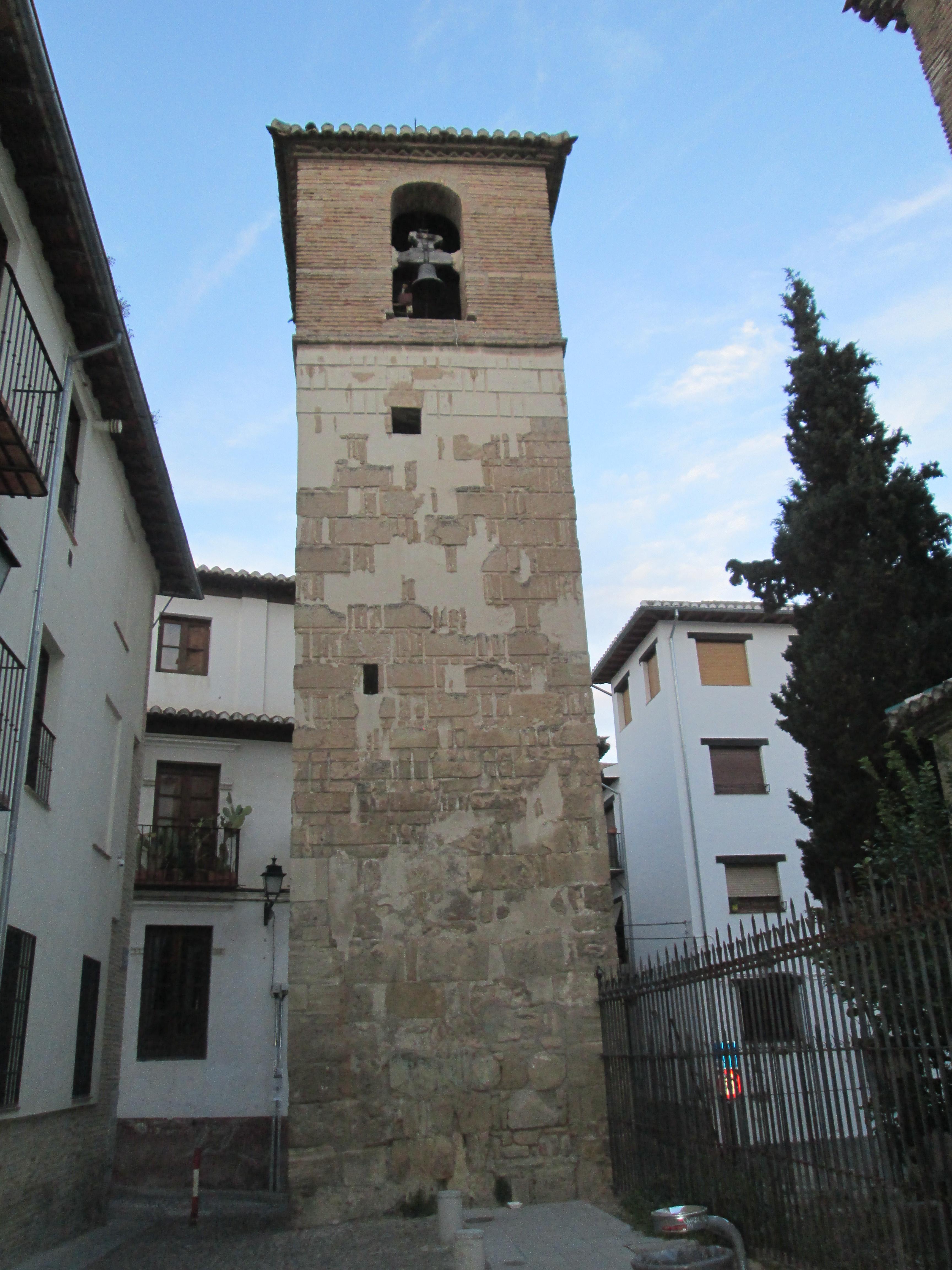 Iglesias y capillas del Albaicín 1 014