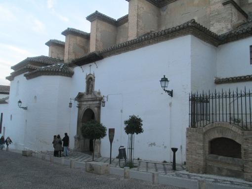 Iglesia de San José. Albaicín. Granada. Foto: Francisco López