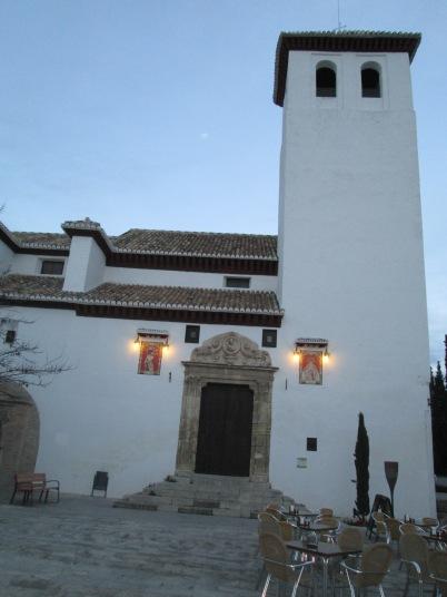 Iglesias y capillas del Albaicín 1 020