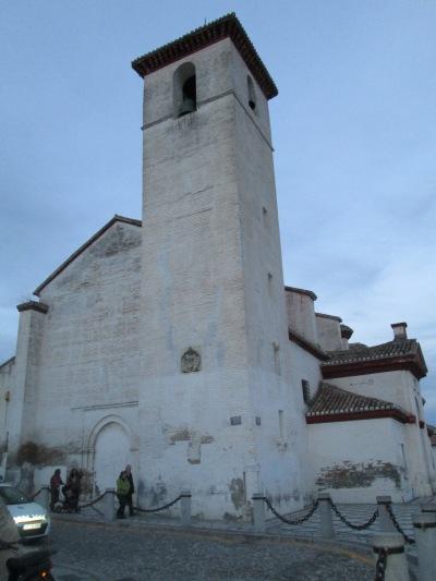 Iglesias y capillas del Albaicín 1 022