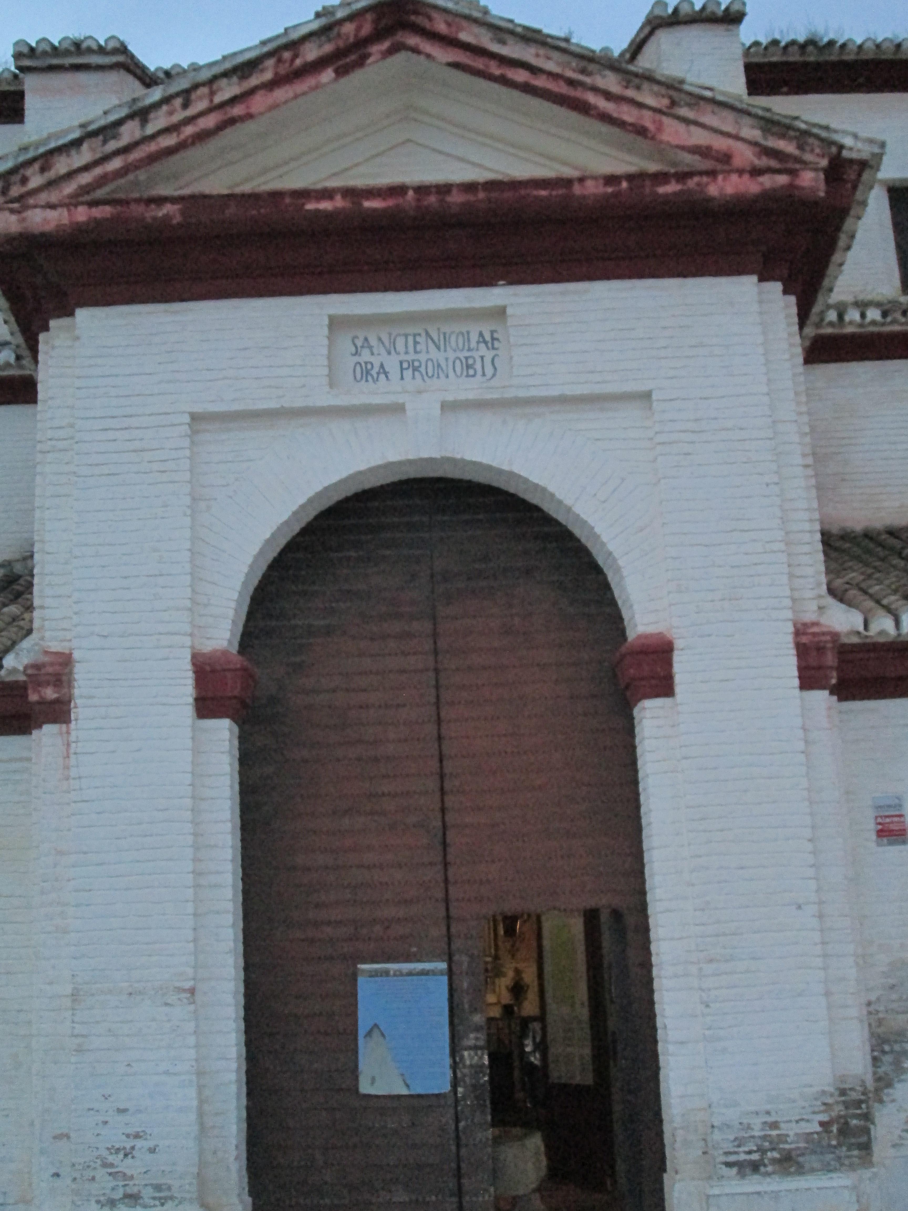 Iglesias y capillas del Albaicín 1 023