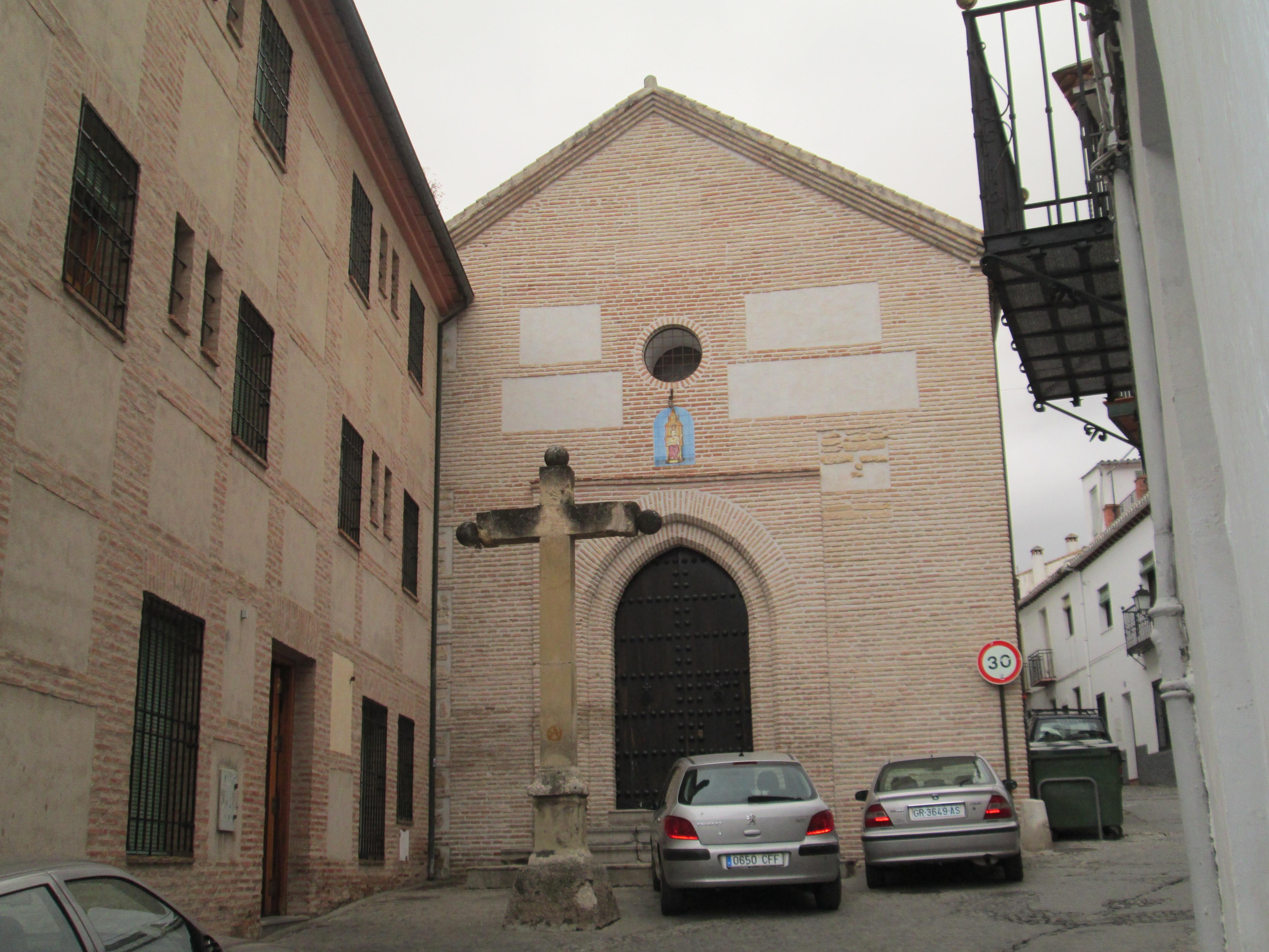 Iglesias y capillas del Albaicín 2 006