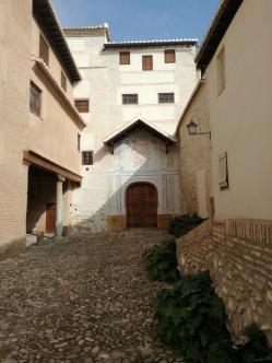 Convento de Santa Isabel la Real. Albaicín. Granada. Foto: Francisco López