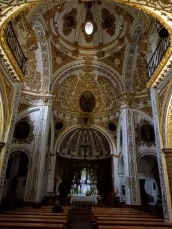 Interior de los Hospitalicos. Granada. Foto: Francisco López