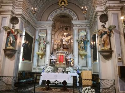 Iglesia de San Miguel Alto