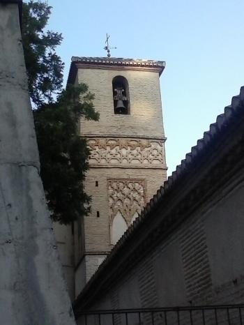 Plaza de la Concepción. Convento, Maristán, vistas, Plaza Escuel 006
