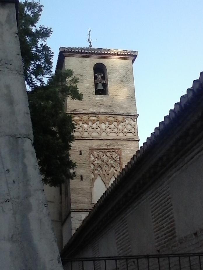 Torre-alminar de San Juan de los Reyes. Albaicín. Granada. Foto: Francisco López