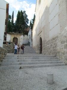 Placeta de las Escuelas. Foto: Francisco López