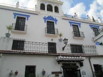 Peña la Platería. Albaicín. Granada. Foto: Francisco López