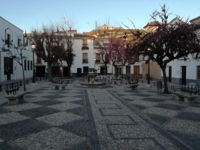 Plazas del Albaicín