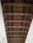 Cubierta mudéjar de San Ildefonso.Granada. Foto: Francisco lópez