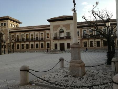 Plazas de granada