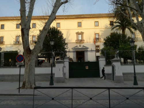 Conventos de El Albaicín