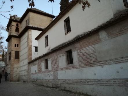 Palacio de Dar-al-Horra. Albaicín. Foto: Francisco López