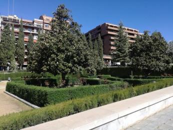Jardines del Triunfo
