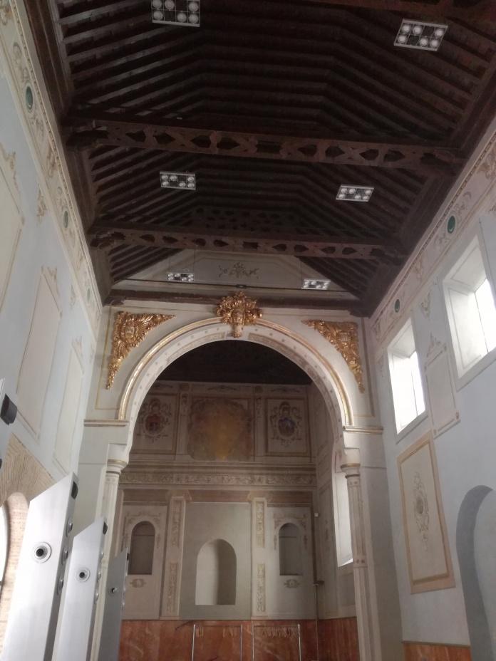 Antigua iglesia del Convento de Santa Paula. Granada. Foto: Francisco López