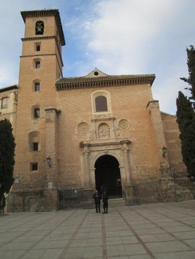 Iglesia de San Ildefonso copia