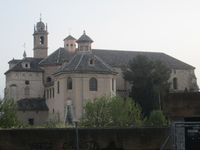 La Cartuja de Granada 1 003