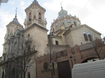 Basílica de San Juan de Dios. Granada. Foto: Francisco López