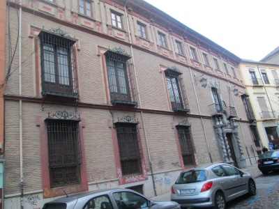 Palacio Ansoti. Colegio notarial.