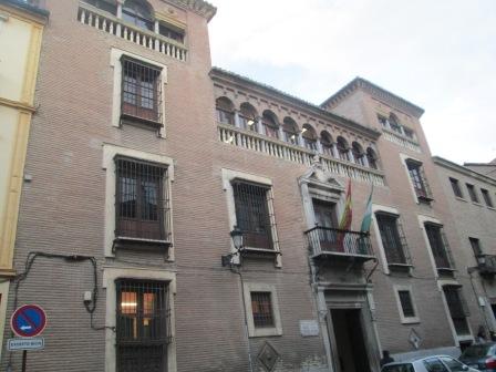 Palacio de los Marqueses de Caicedo