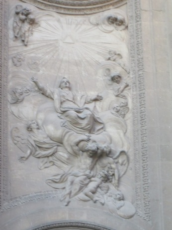 Asunción de la Virgen. Catedral de Granada. Foto: Francisco López