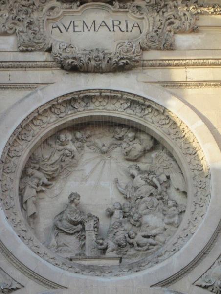 Fachada Catedral Granada