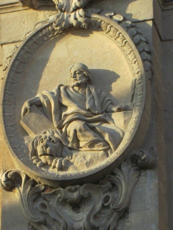 San Marcos. Catedral de Granada. Foto: Francisco López