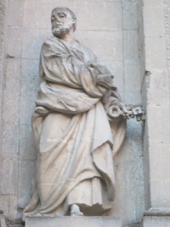 San Pedro. Catedral de Granada. Foto: Francisco López