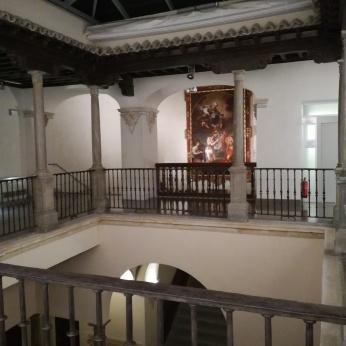 La Madrassa. Galeria superior. Granada. Foto: Francisco López
