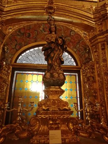 Inmaculada del Camarín de San Juan de Dios. Foto: Francisco López