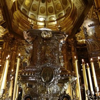 Sarcófago de San Juan de Dios