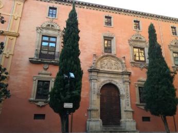 Palacio de la Curia. Granada. Foto: Francisco López