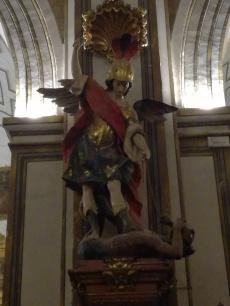 San Justo y Pastor. San Miguel de Torcuato Ruiz del Peral. Foto: Francisco López