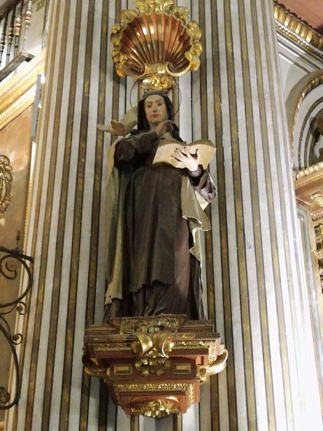 San Justo y Pastor. Santa Teresa de José Risueño. Foto: Francisco López