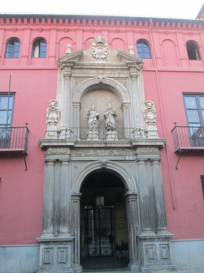 Colegio San Bartolomé y Santiago